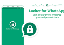locker for whatsapp systweak