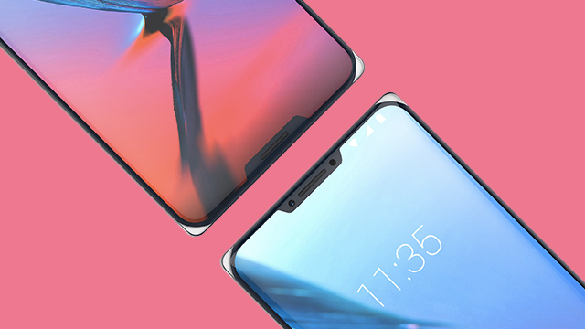 ZTE iceberg to lauch with two notches