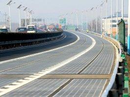 china automatic charge roads