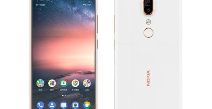Nokia X 2018 price in india and specifications