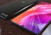 xiaomi mi 7 with in display fingerprint scanner