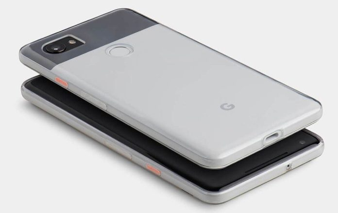 pixel 2XL soft cover totallee