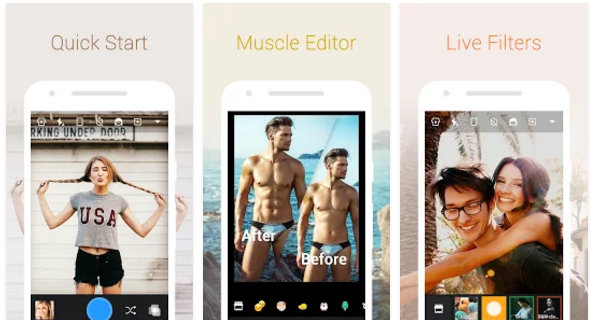 z camera application for android