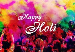 Happy Holi 2019 Wishes, Messages, Quotes & SMS