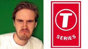 T-series Becomes the No 1 Channel On YouTube Defeating Pewdiepie