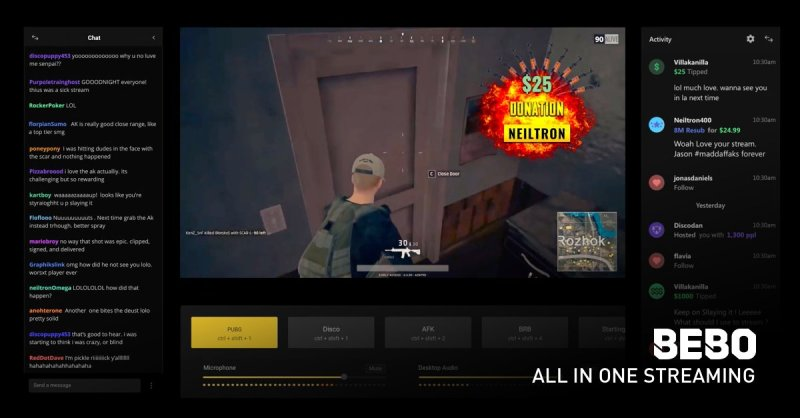 How To Live Stream PUBG Mobile on YouTube & Twitch Bebo OBS
