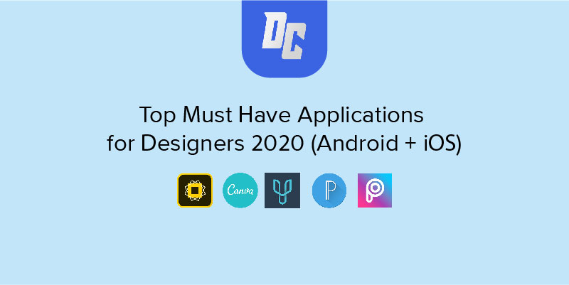 Top Must Have Applications for Designers