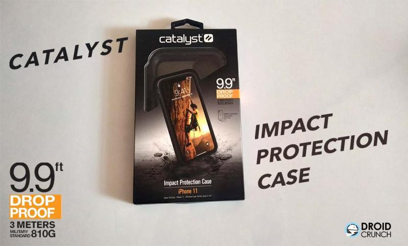 Catalyst 9.9ft Drop Proof Case iPhone 11