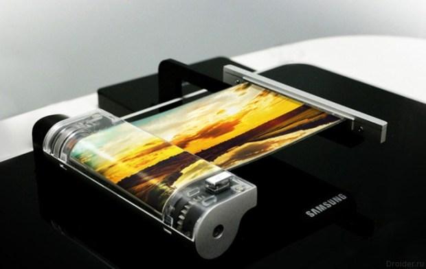 Samsung и LG представят новые флагманские AMOLED и OLED-дисплеи