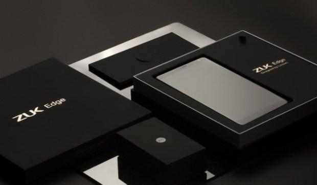 Android-смартфон ZUK Edge дебютирует 20 декабря