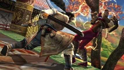 Soulcalibur: Broken Destiny ONLY IN 260MB FOR PPSSPP IMAGES