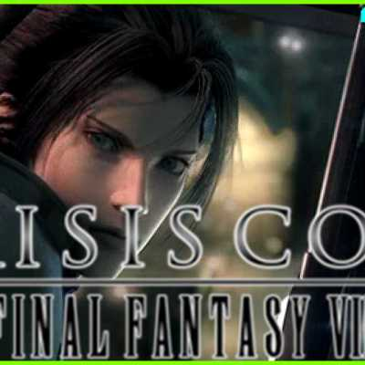 CRISIS CORE Final Fantasy VII For PPSSPP