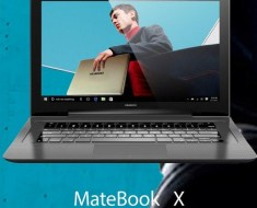 Huawei Matebook E, X and D Leaked by EVLEAKS
