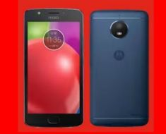 Moto E4 and E4 Plus Leak