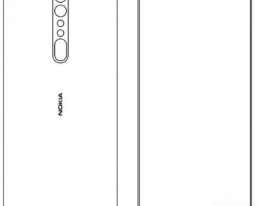 This is what the upcoming Nokia 9 will look like, if these sketches were real