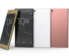Sony Xperia XA1 Launched