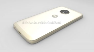Moto X 2017 Renders Leaked, Showing the Design of Phone 2