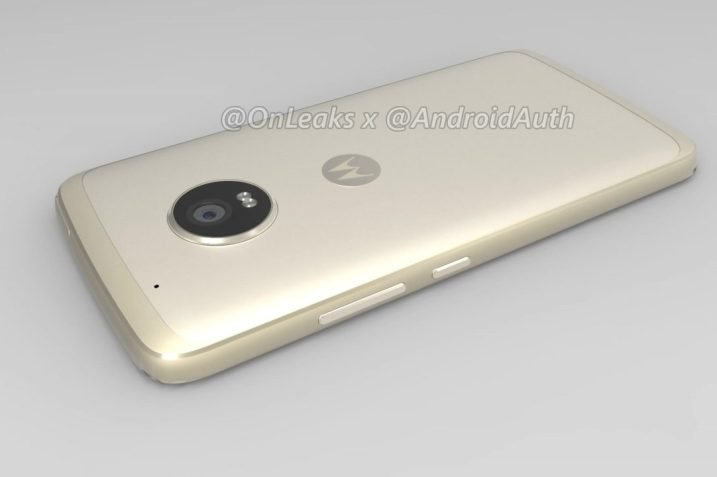 Moto X 2017 Renders Leaked, Showing the Design of Phone 4