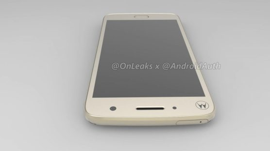 Moto X 2017 Renders Leaked, Showing the Design of Phone 6