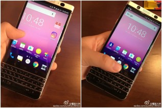 This is how Blackberry Mercury is going to Look