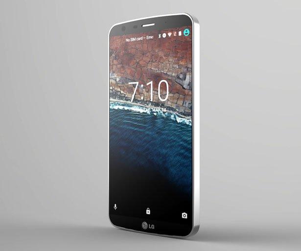 Design of the LG G6