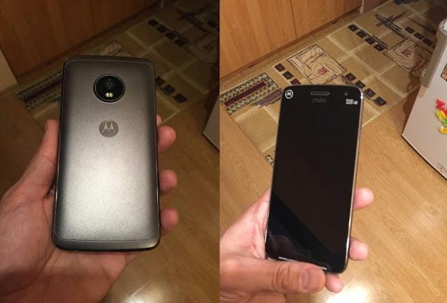 The Moto G5 Plus SPECS