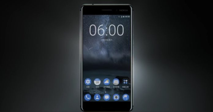 Nokia 6 Sold Out in 1 Minute only