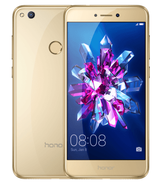 Gold Honor 8 Lite