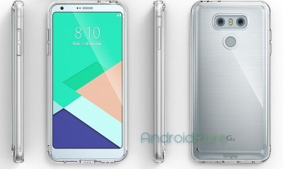 LG G6 Case Renders Leaked by Casemaker Ringke, Design Revealed 6