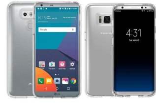 Evan Blass Did it Again, Leaks Samsung Galaxy S8 & LG G6 2