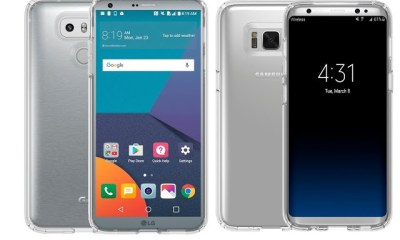 Evan Blass Did it Again, Leaks Samsung Galaxy S8 & LG G6 2
