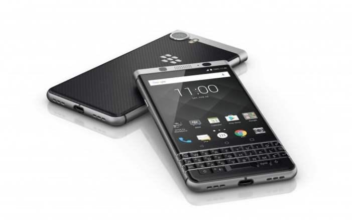 Blackberry KEYone ( Codenamed Mercury) Officially Announced 1