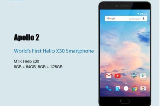 Vernee Apollo 2 To be First Smartphone With Helio X30 & Up To 8GB RAM