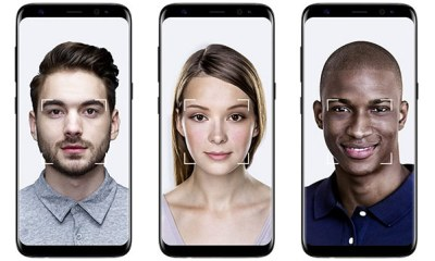 Face Recognition Galaxy S8