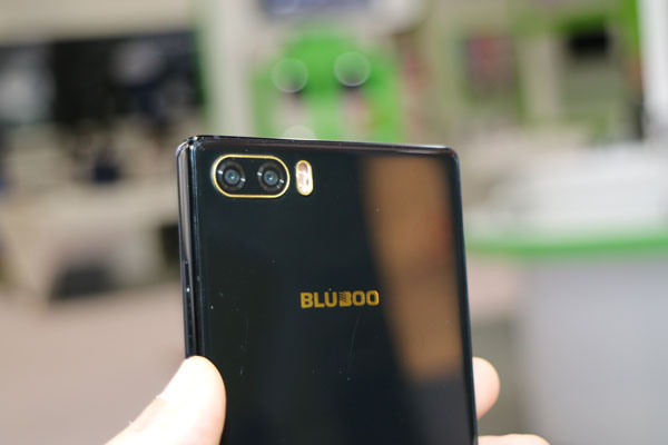 This is the Bluboo S1