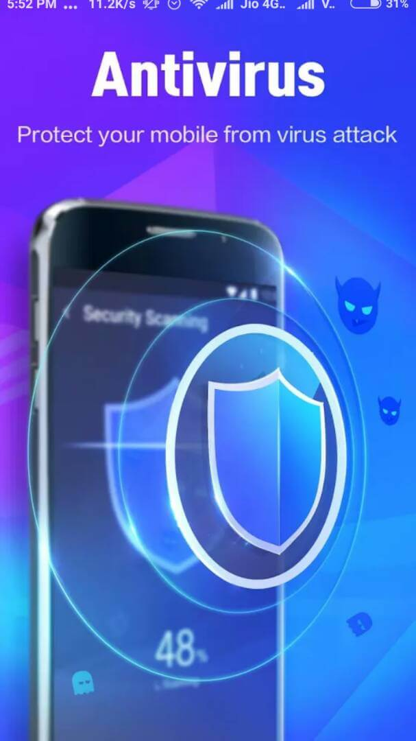 Best Antivirus Apps VIRUS CLEANER