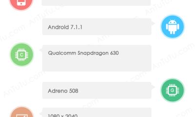 Sharp FS8010 Specs AnTuTU