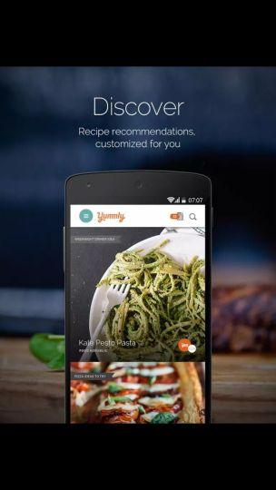 YUMMLY app