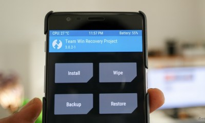 Install TWRP Recovery via FastBoot