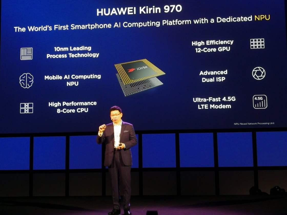 Kirin 970 Official