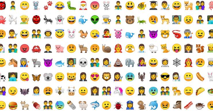 Android o Update new Emojis