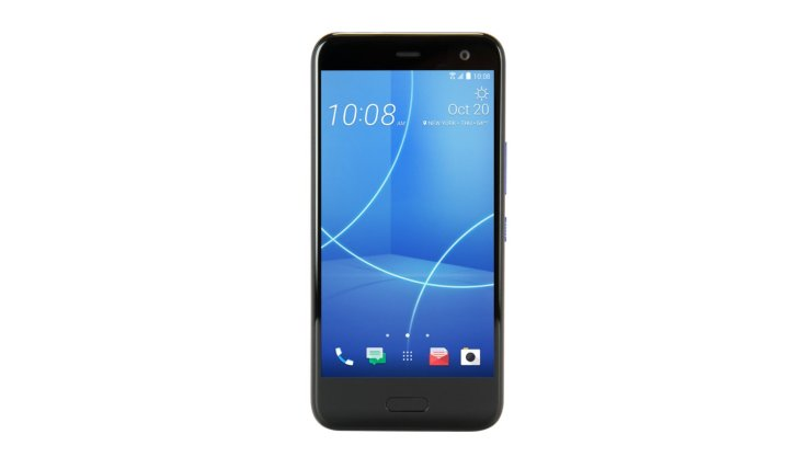HTC U11 Life with HTC's Sense UI