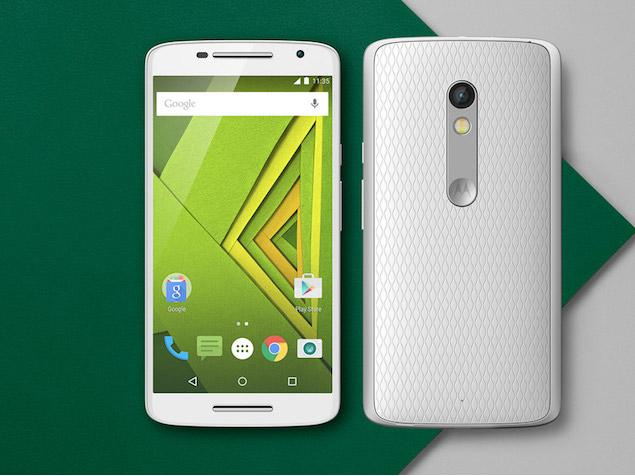 Moto X Play Android 7.1.1 Nougat Update