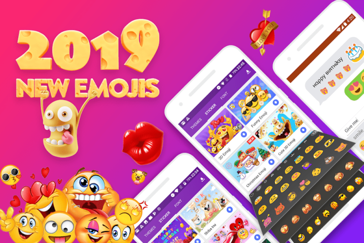 Android Emoji Apps