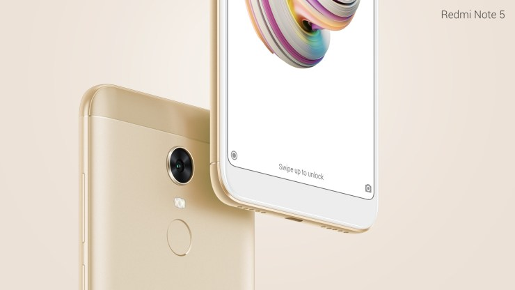 Xiaomi Redmi Note 5 officially launched - Here's all you need to know 1