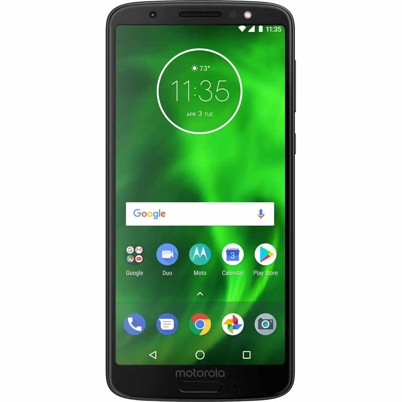 Moto G6 & G6 Play listed online with full spec sheet and press renders 7