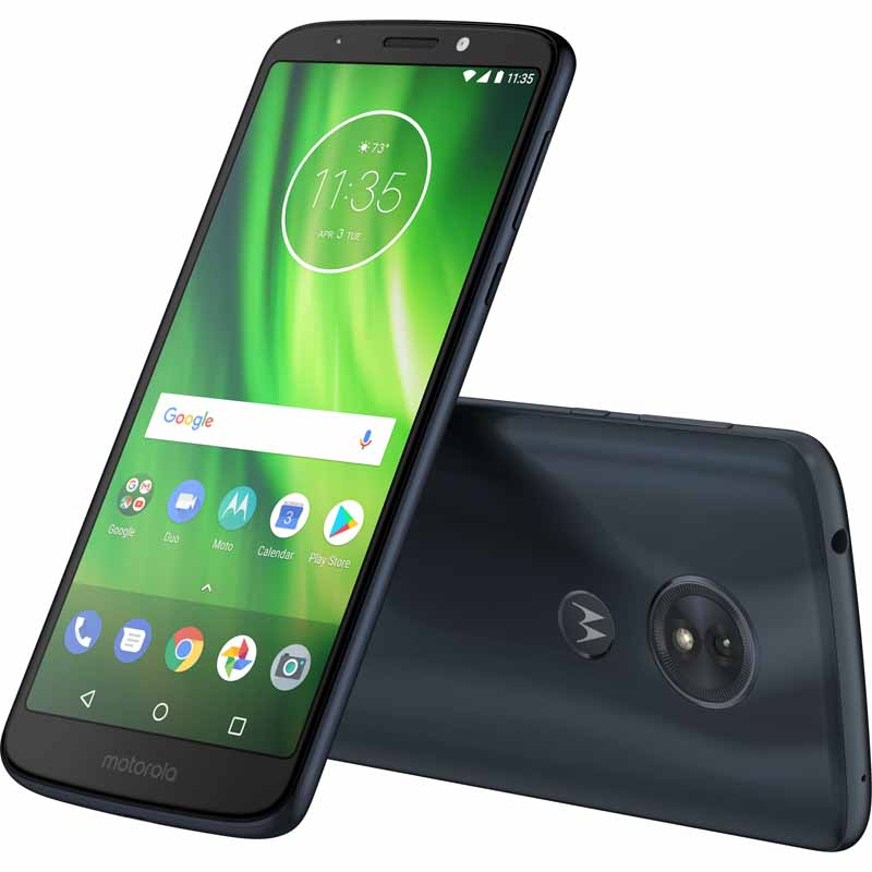Moto G6 & G6 Play listed online with full spec sheet and press renders 3
