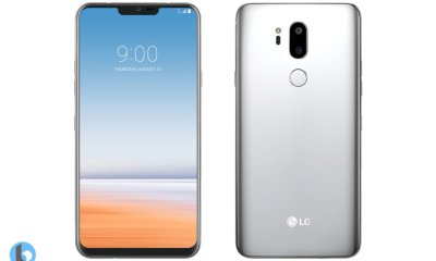 LG G7 is releasing in May with Snapdragon 845 & 3,000mAh battery 1
