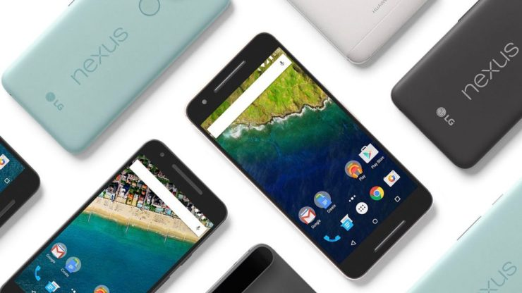 Google Nexus 6P and 5X won't be updated to Android P 1
