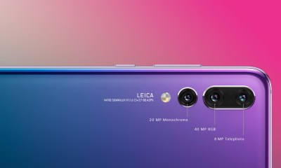 Huawei P20 and P20 Pro are now official with amazing cameras 1